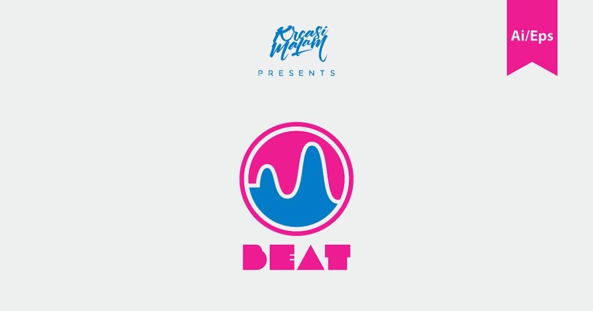 Download Beat Logo Template by Ijajil