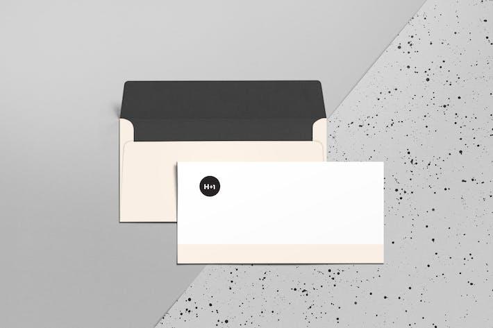 Cover Image For DL Envelope