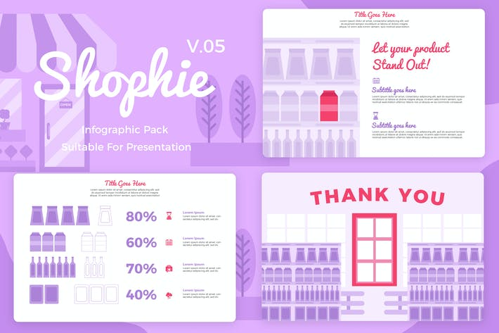 Thumbnail for Shopifie v5 - Infographic