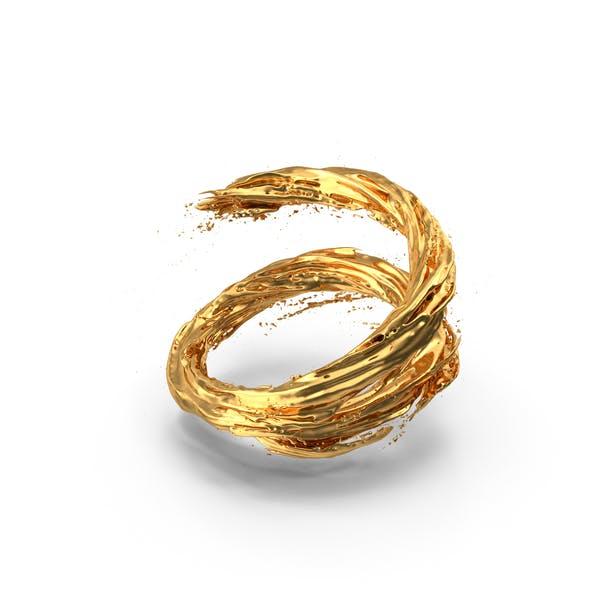 Gold Vortex