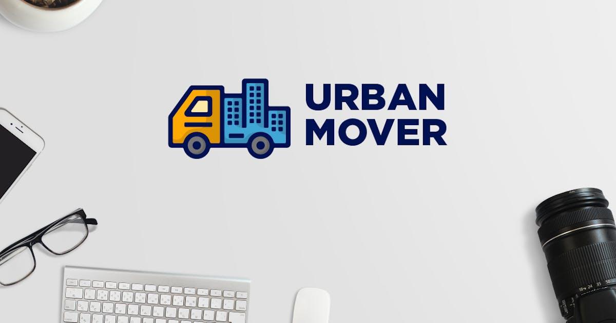Urban Mover Logo by Suhandi