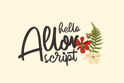 Allor Script