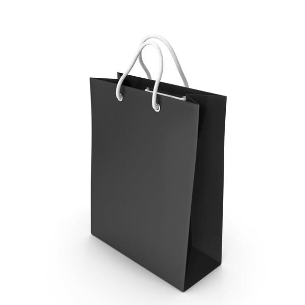 Сумка для покупок черная