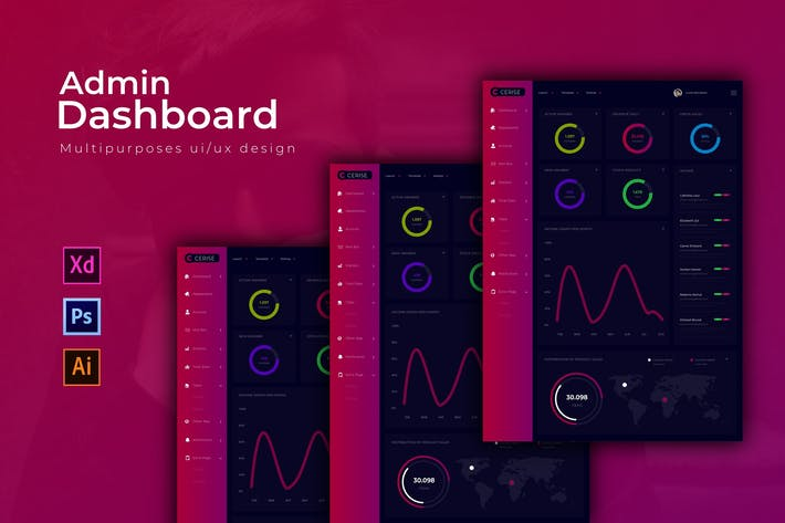 Cerise Dashboard | Admin Template