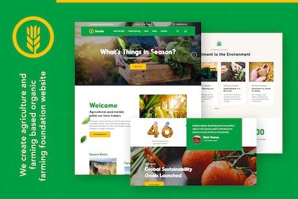 Seodo | Agriculture Farming Foundation WordPress T