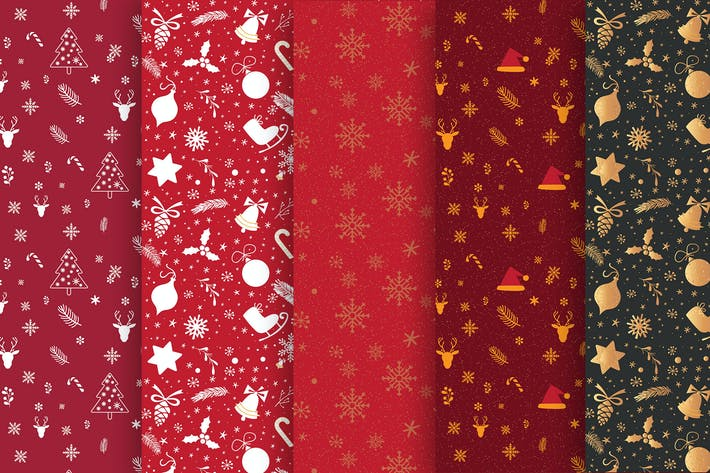 Thumbnail for Christmas Pattern Collection