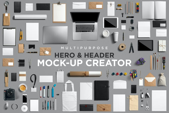 Thumbnail for Multipurpose Mock-Up Creator