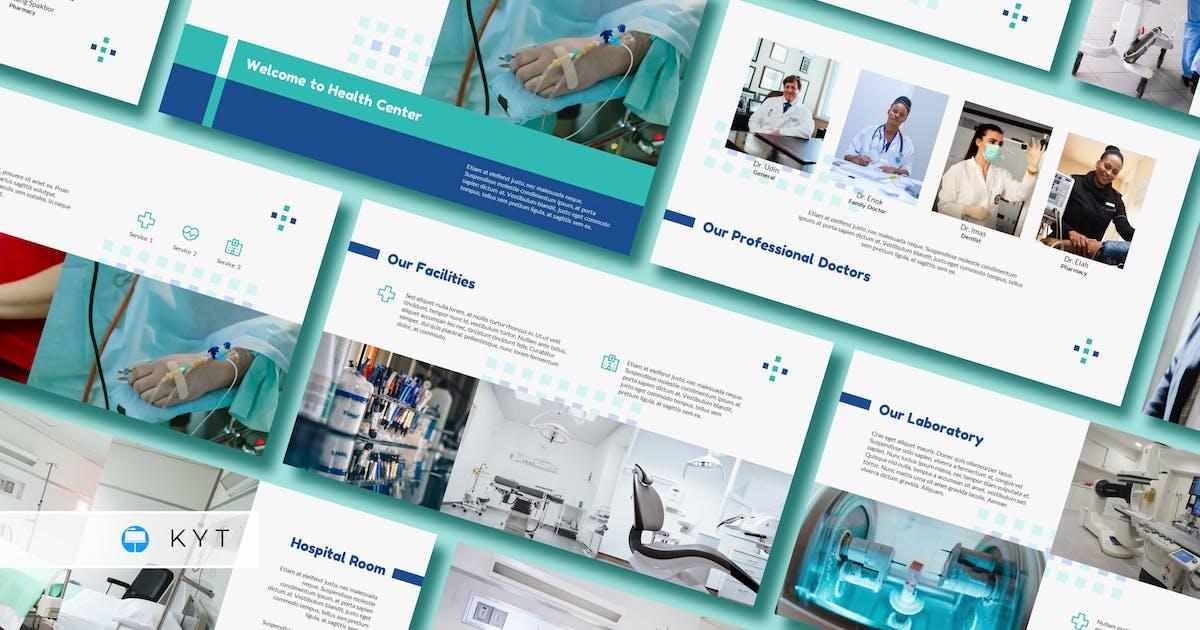 Download MEDIXO - Medical Keynote Template by inipagi