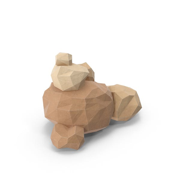 Thumbnail for Low Poly Boulders