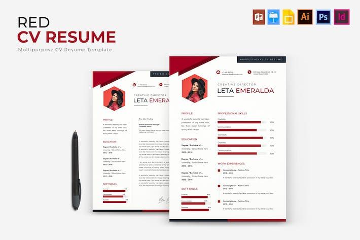Thumbnail for Rouge | CV & CV