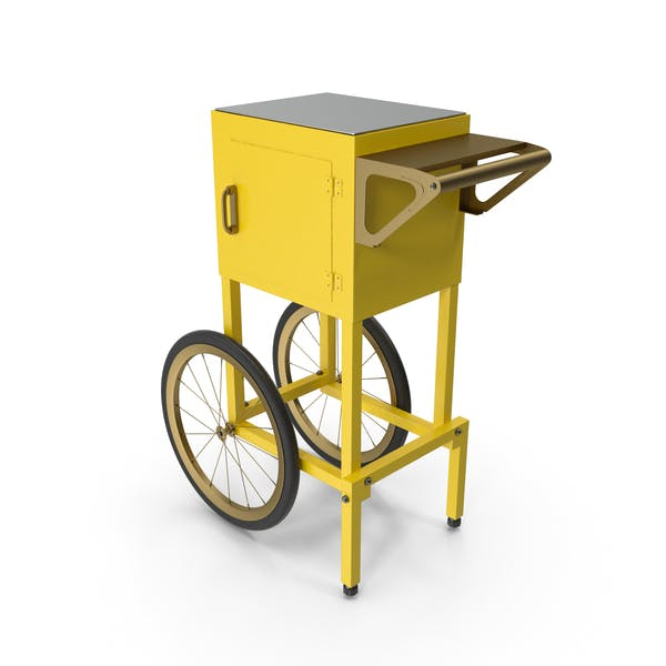 Popcorn Cart Generic