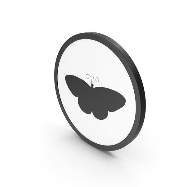 Ikone Schmetterling