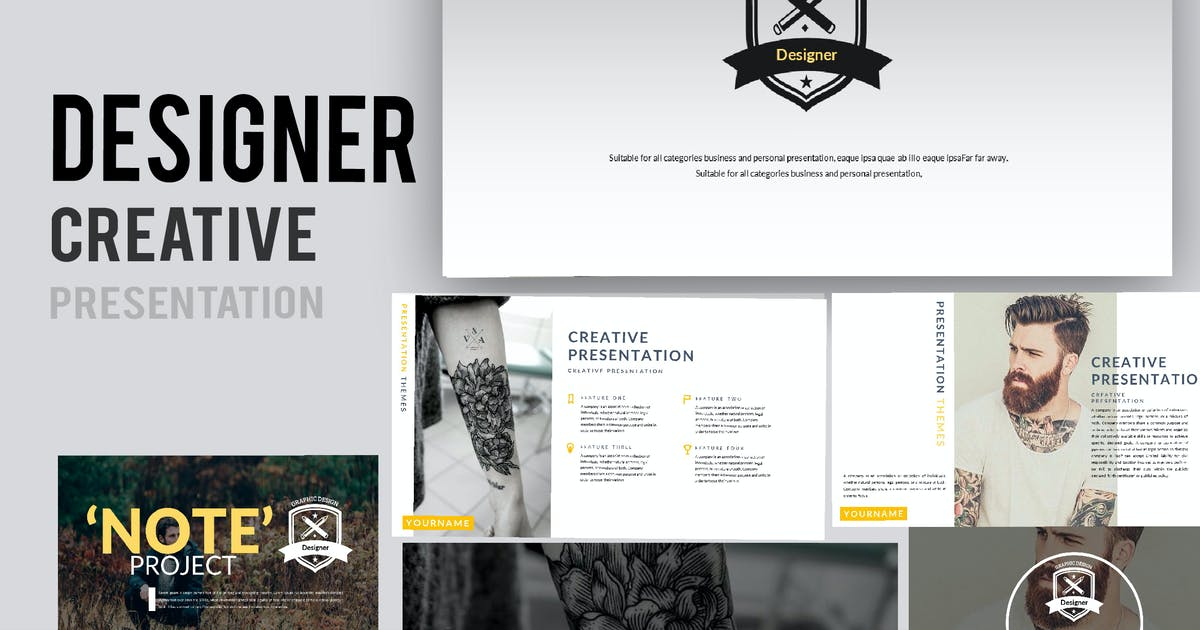 Download Designer Creative Keynote by Fourtyonestd