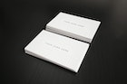 Flyer and Business Card Clean Realistic Mockups