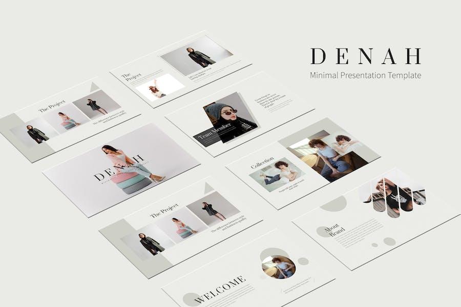 Denah - Keynote Template