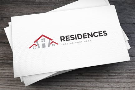 Residences Logovorlage