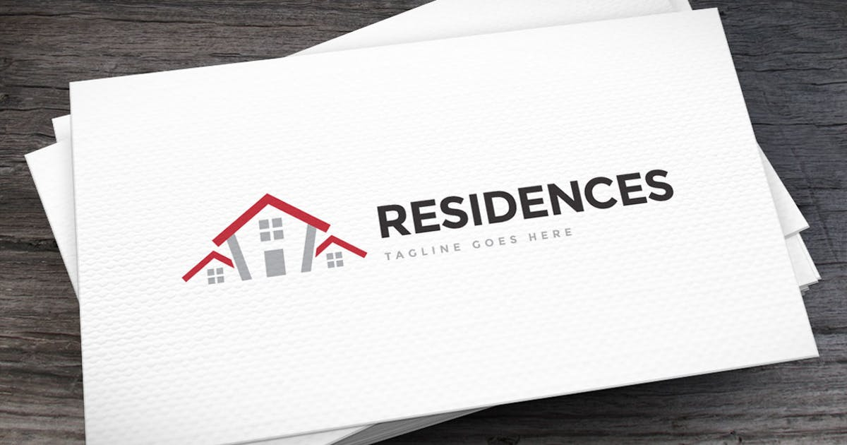 Download Residences Logo Template by empativo