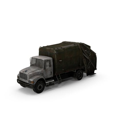 Weathered Dump Truck