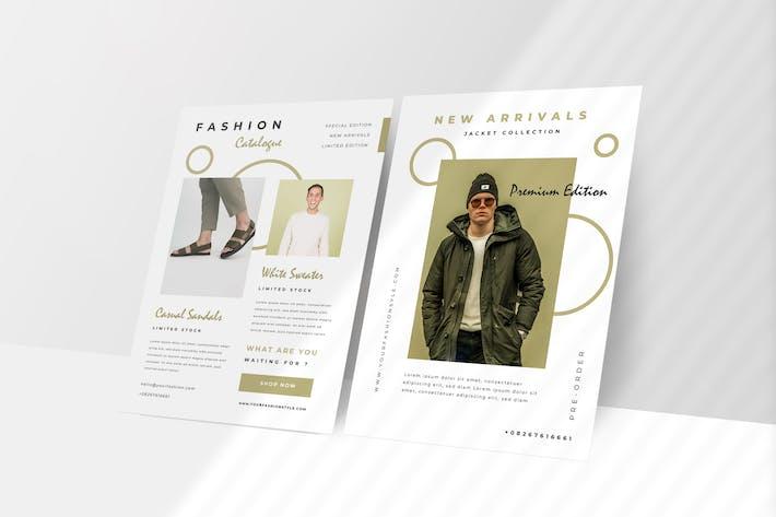 Thumbnail for Fashion Flyer 02