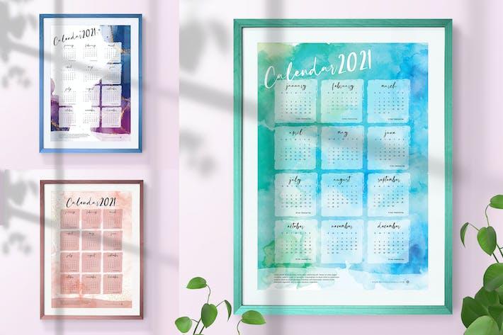 Thumbnail for Calendar 2021