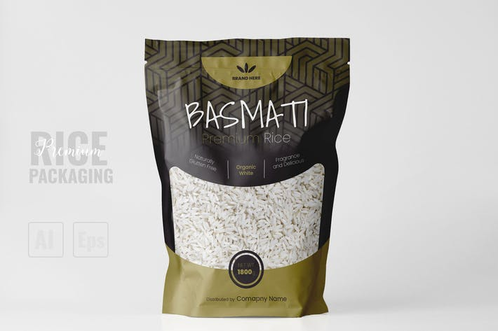 Premium Rice Packaging