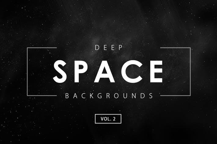 Cover Image For Deep Space Backgrounds Vol. 2