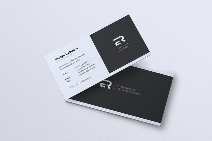 Thumbnail for Minimalist Business Card Vol. 46