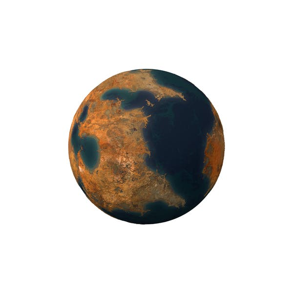 Чужая планета