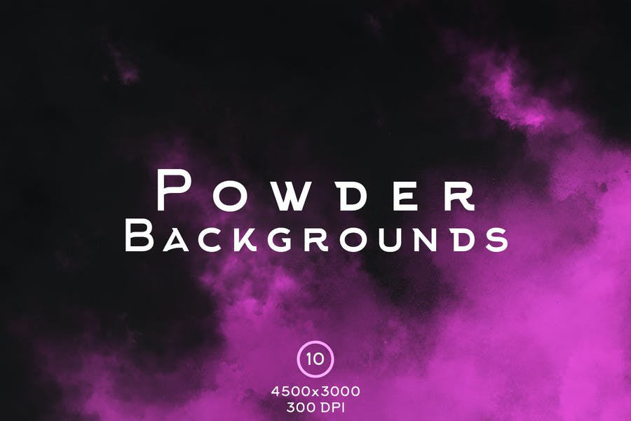 Powder Backgrounds
