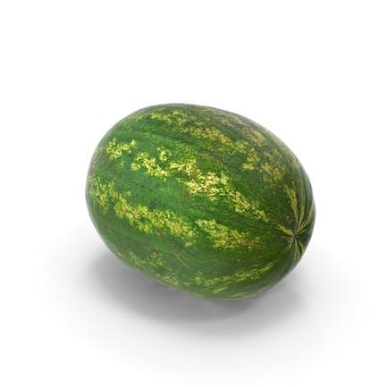 Wassermelone ganz realistisch