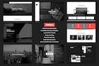 Hattan - Creative Onepage Multipurpose Template