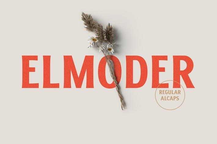 Thumbnail for ELMODER REGULAR