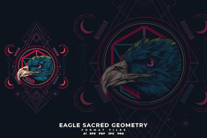 Thumbnail for Adler Heilige Geometrie
