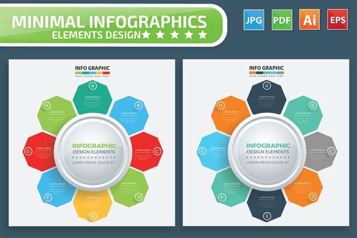 Cover Image For Infographic Design