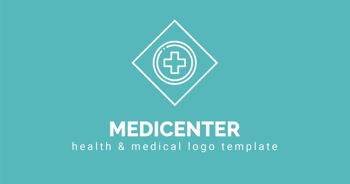 Download Medicenter - Health & Medical Logo Template by ThemeWisdom