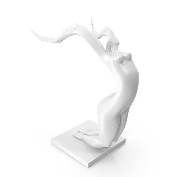 Thumbnail for Female Mantis Sculpture