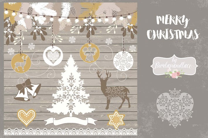 Thumbnail for Merry Christmas design