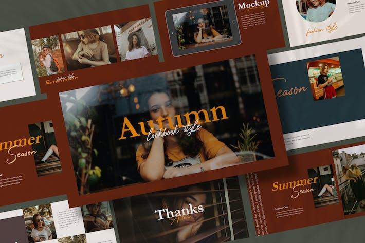 Thumbnail for Autumn Creative Business Keynote - LS