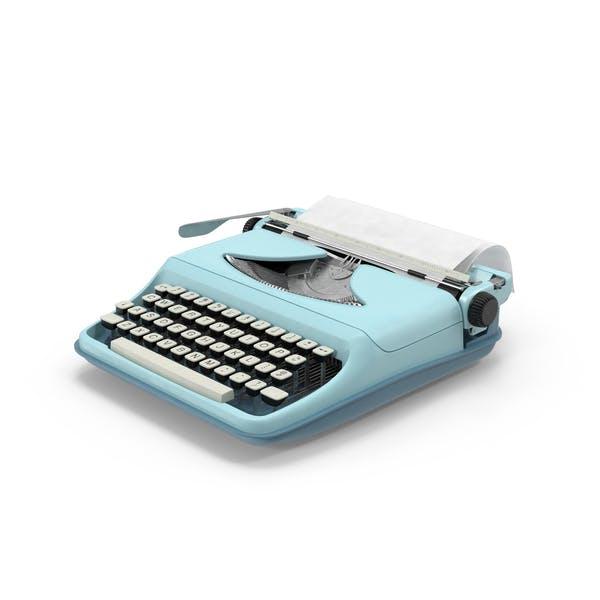 Thumbnail for Vintage Typewriter