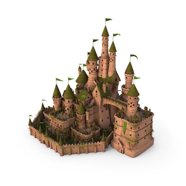 Эльфский замок