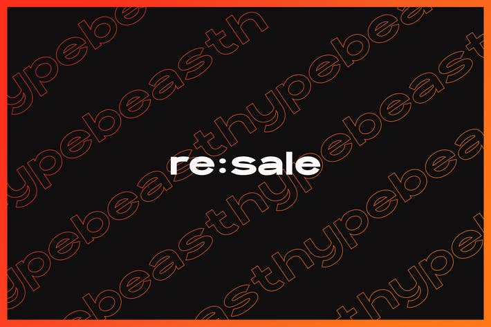 Cover Image For Re:Sale