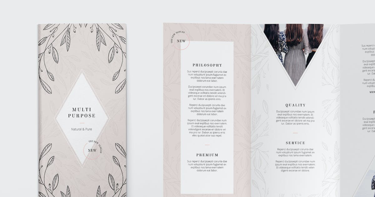Download Multipurpose Trifold Flyer by Unknow