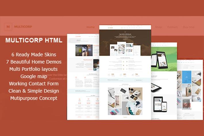 Website Templates | Download Website Templates Envato Elements