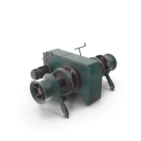 Thumbnail for Anchor Windlass Mechanism