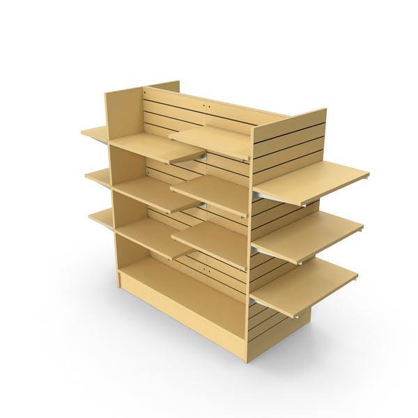 Thumbnail for Slat Wall Shelves