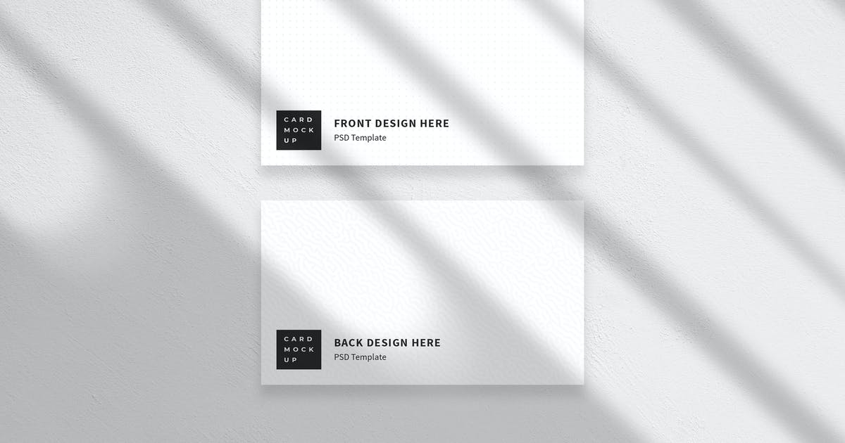 Download Business Card Mockup by ExplicitConcepts