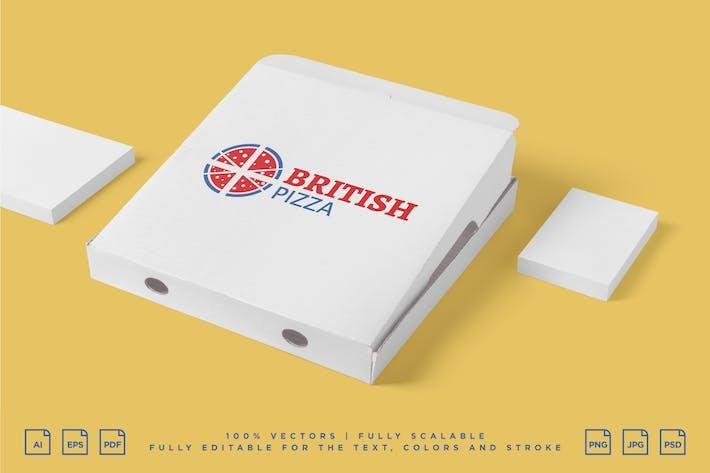 Logo Design - British Pizza