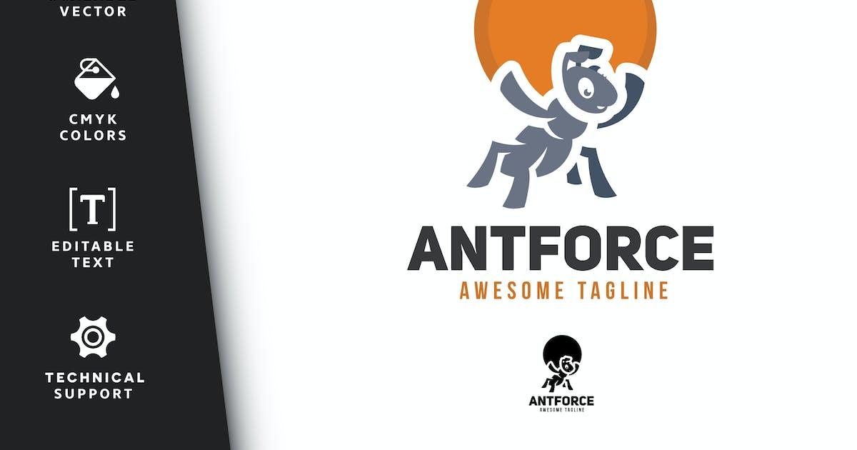 Download Antforce Logo by Scredeck