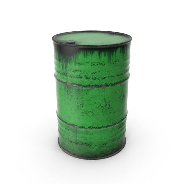 Thumbnail for Steel Barrel