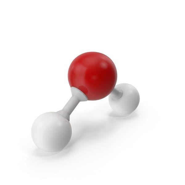 Молекула воды
